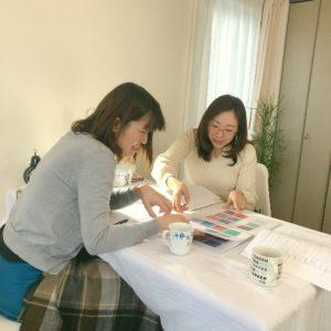 札幌パーソナルカラーリスト養成講座