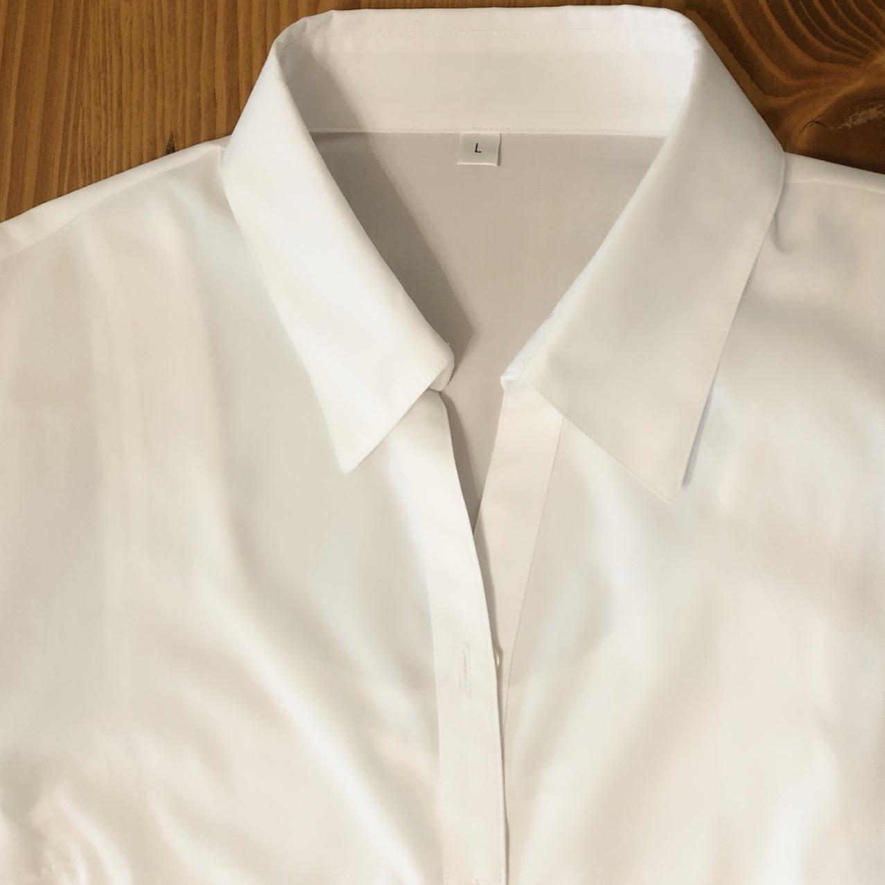 白い下着は透ける