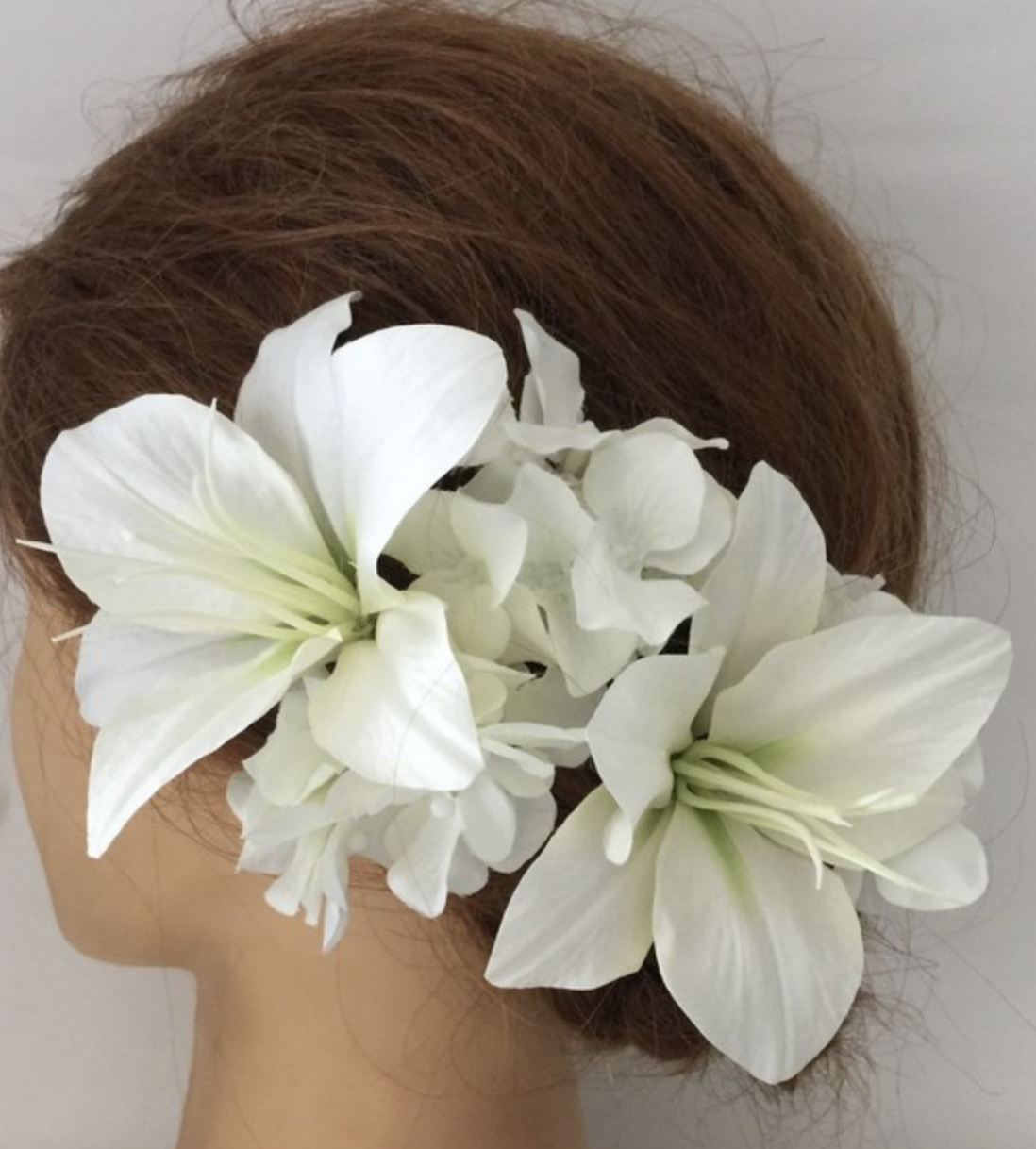 顔タイプ診断フレッシュ向け花冠・花飾り