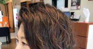 白髪を目立たなくするヘアスタイル