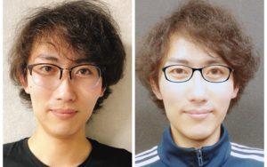 似合うメガネと似合わないメガネの差