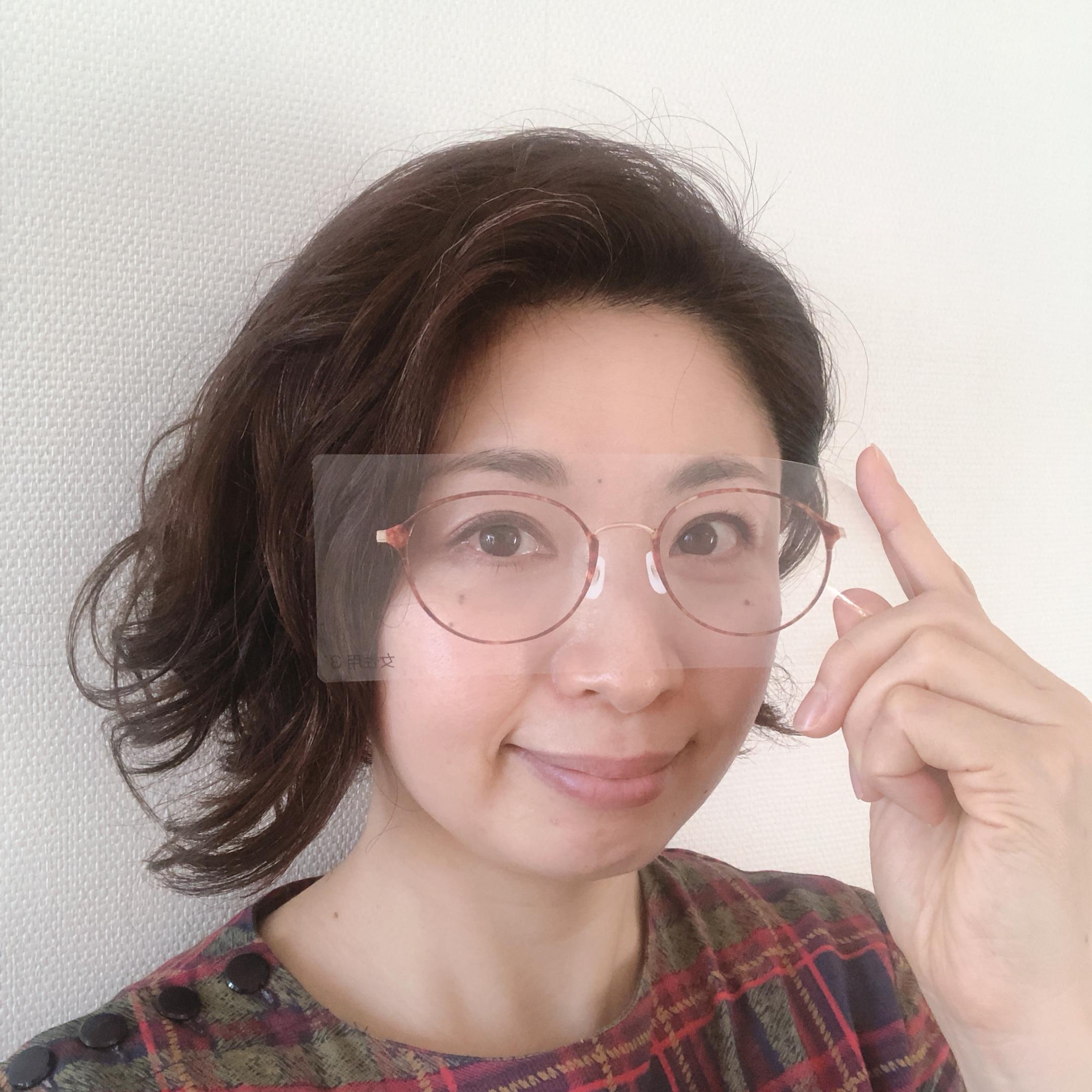 キュート・アクティブキュートに似合うメガネ