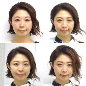 子ども顔タイプメイク